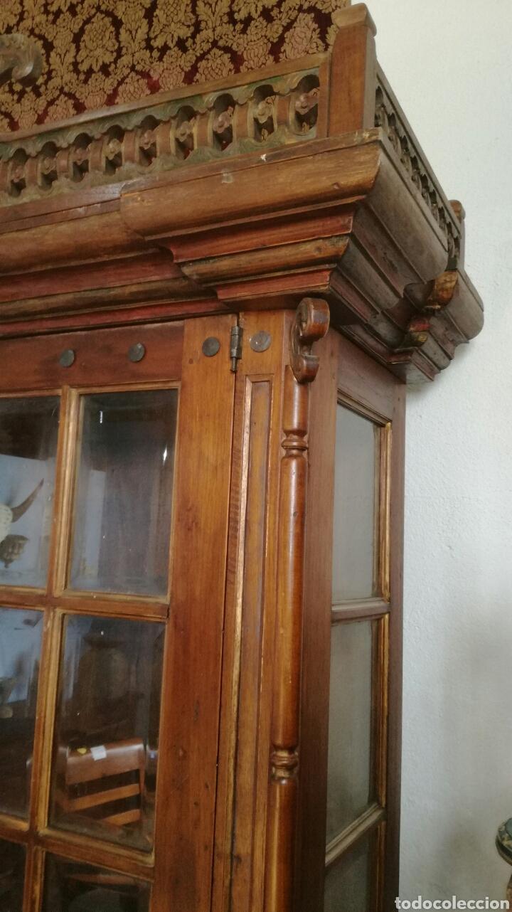 Antigüedades: Mueble libreria - Foto 2 - 93019825