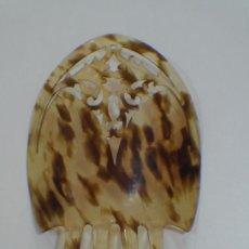 Antigüedades: GRAN PEINETA ANTIGUA. Lote 93024550