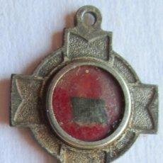 Antigüedades: RELICARIO DEL B. M. CHAMPAGNAT- 20 MM. Lote 93065225