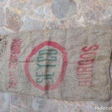 Antigüedades: ANTIGUO SACO DE PATATAS DE BURGOS. Lote 113642662
