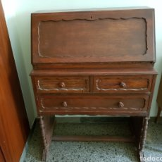 Antigüedades: ESCRITORIO INFANTIL ANTIGUO.. Lote 93120124