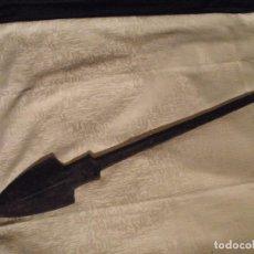 Antigüedades: ANTIGUO ARPON DE ARADO. Lote 93153070