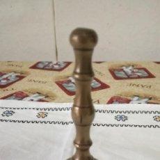 Antigüedades: 52-CAMPANILLA DE BRONCE. Lote 93163050