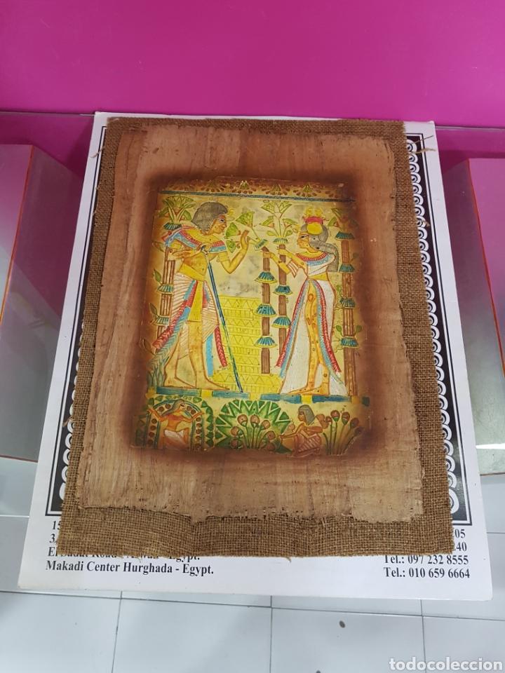 Antigüedades: Papiro egipcio - Foto 2 - 93264399