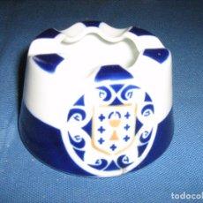 Antigüedades: CENICERO DE PORCELANA DE SARGADELOS . Lote 93322000