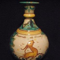 Antigüedades: JARRON PUENTE DEL ARZOBISPO-SANGUINO-. Lote 93338315