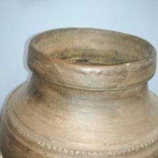 Antigüedades: TINAJILLA DE BARRO. Lote 93377408