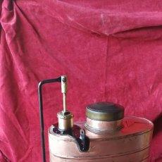 Antigüedades: SULFATADORA EN COBRE MARCA BACCHUS, EXCELENTE ESTADO. Lote 93395700