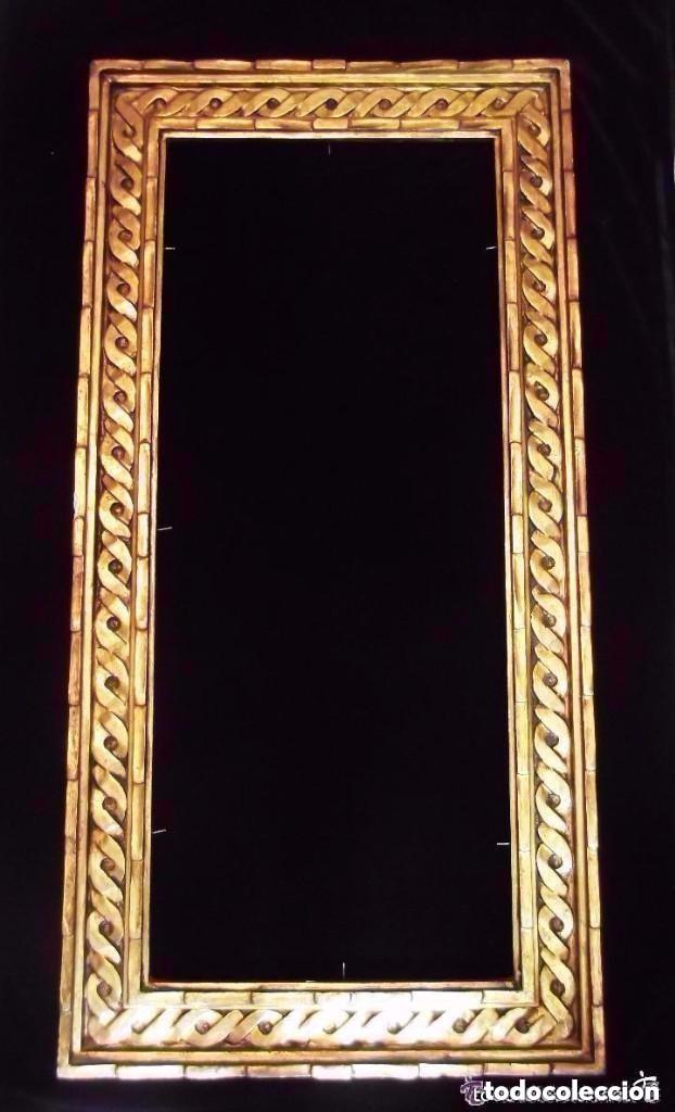 impresionante marco pan de oro , marco talla so - Comprar Marcos ...