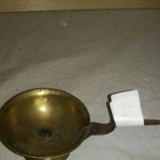 Antigüedades: PORTA-LAMPARILLA. Lote 93587979