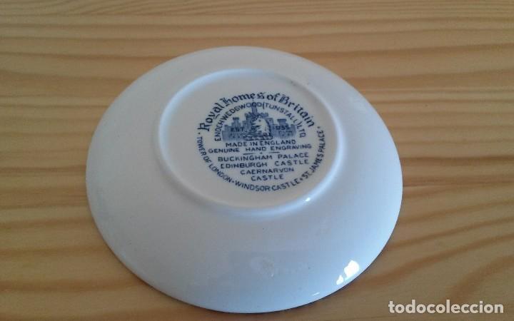 Antigüedades: Platito porcelana inglesa Enoch Wedgwood - Foto 2 - 93610735