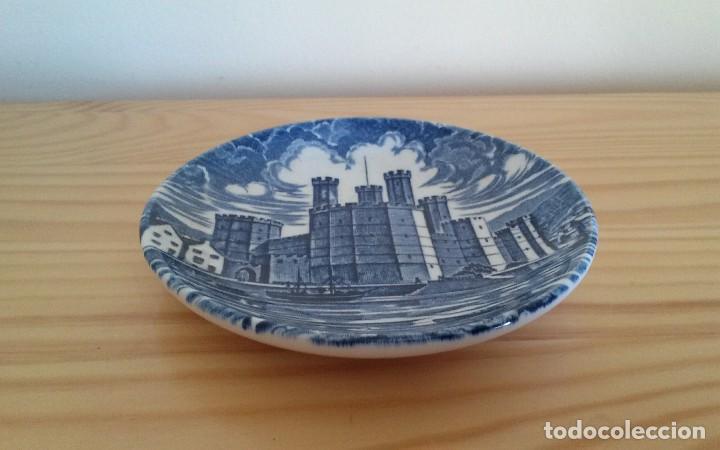 Antigüedades: Platito porcelana inglesa Enoch Wedgwood - Foto 4 - 93610735
