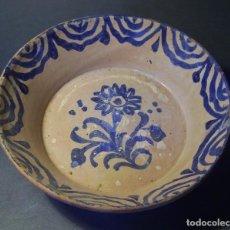 Antigüedades: LEBRILLO DE FAJALAUZA XIX . Lote 93682125