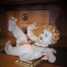 Antigüedades: PRECIOSO ANGELOTE . Lote 93748415