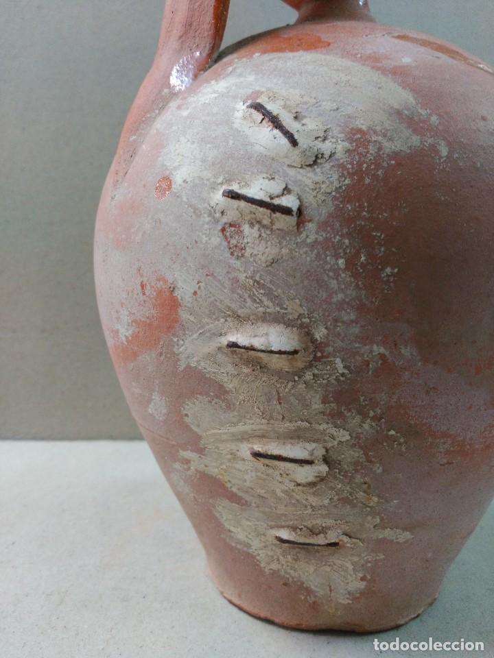 Antigüedades: VASIJA, RECIPIENTE O CACHARRO DE BARRO - Foto 9 - 93783270