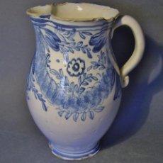 Antigüedades: GRAN JARRA CERÁMICA DE RIBESALBES XIX . Lote 93847540