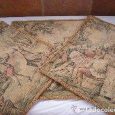 Antigüedades: TAPICES ANTIGUOS DE LA ABUELA. Lote 93850085