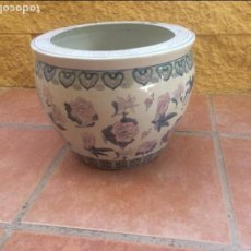 Antigüedades: MACETERO CHINO MUY ORIGINAL. Lote 93852915