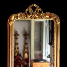 Antigüedades: ANTIGUO ESPEJO ISABELINO. PRECIOSO,ELEGANTE, MUY DECORATIVO.. Lote 45262072