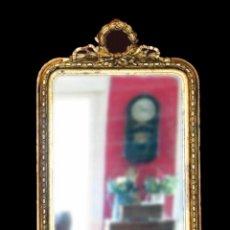 Antigüedades: MARAVILLOSO ESPEJO ISABELINO, S:XIX.. Lote 39904880