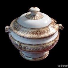 Antigüedades: SOPERA DE PICKMAN,1880-1899, IMPECABLE, UNA JOYA.. Lote 45780259