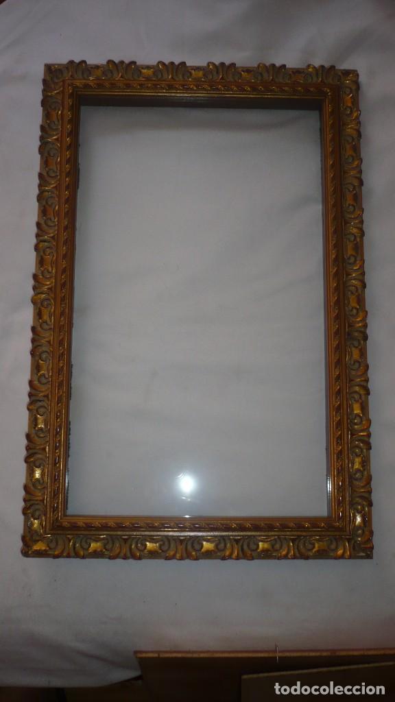marco para vitrina con cristal - Comprar Marcos Antiguos de Cuadros ...