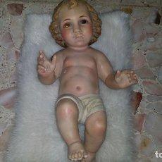 Antigüedades: GRAN NIÑO JESUS DE OLOT. Lote 93924400