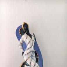 Antiguidades: FIGURA DE PORCELANA AXIA. Lote 94071837