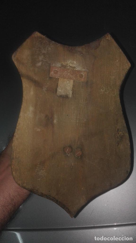 Antigüedades: Antiguo cuerno de ciervo - Foto 5 - 94081250