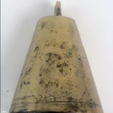 Antigüedades: CENCERRO DE BRONCE.. Lote 94112765