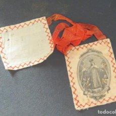 Antiguidades: ESCAPULARIO Nª Sª DE LAS MERCEDES . Lote 94243250