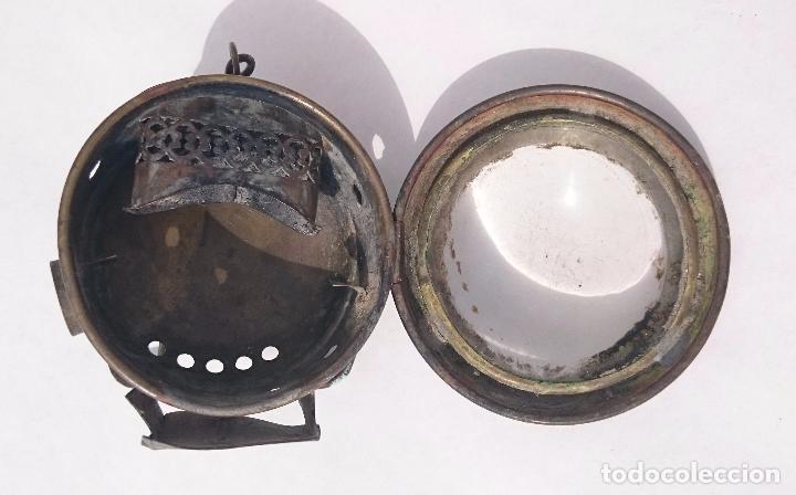 Antigüedades: ANTIGUO FARO FAROL LUZ - Foto 6 - 94393882
