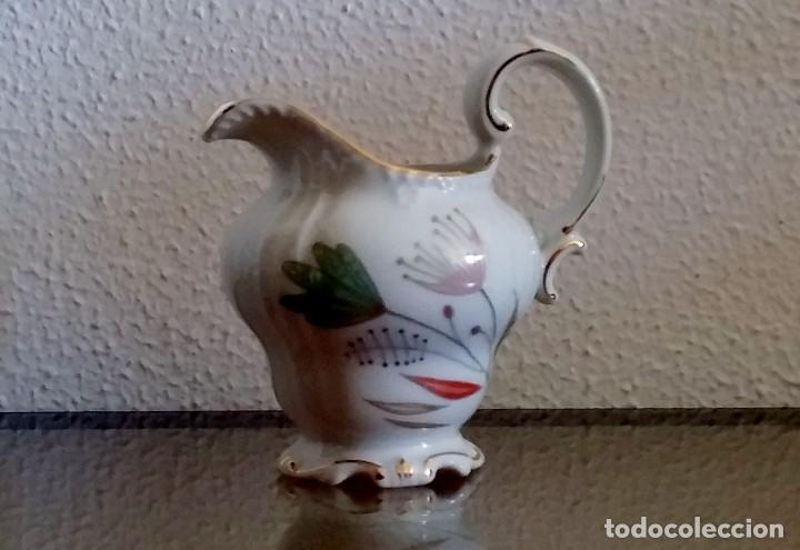Antigüedades: Juego de Café porcelana Santa clara - 5 servicios - Ref. 776 - Foto 15 - 94407410