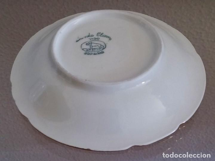 Antigüedades: Juego de Café porcelana Santa clara - 5 servicios - Ref. 776 - Foto 21 - 94407410