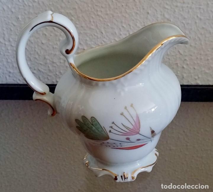 Antigüedades: Juego de Café porcelana Santa clara - 5 servicios - Ref. 776 - Foto 25 - 94407410