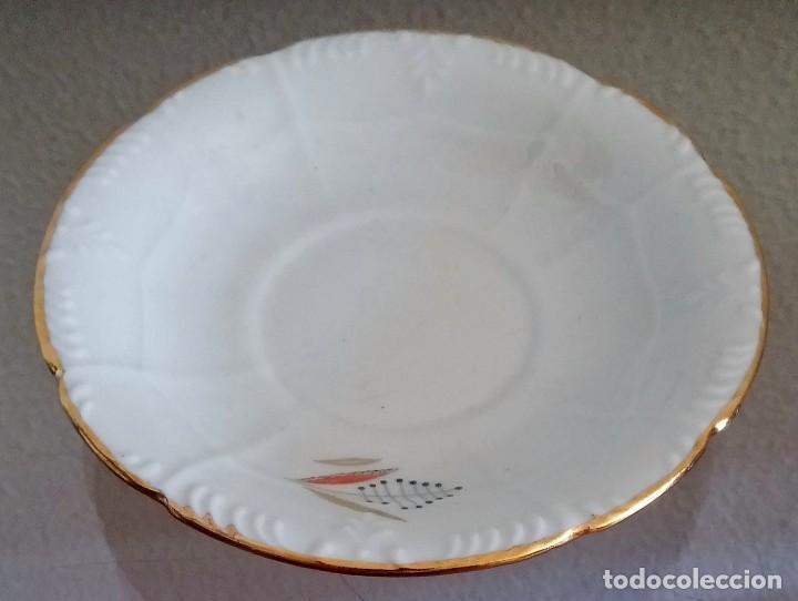 Antigüedades: Juego de Café porcelana Santa clara - 5 servicios - Ref. 776 - Foto 39 - 94407410
