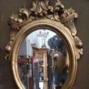 Antigüedades: ESPEJO DE CORNUCOPIA. Lote 94479722
