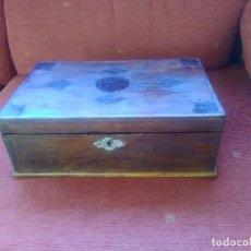 Antigüedades: CAJA DE MADERA. Lote 94623695