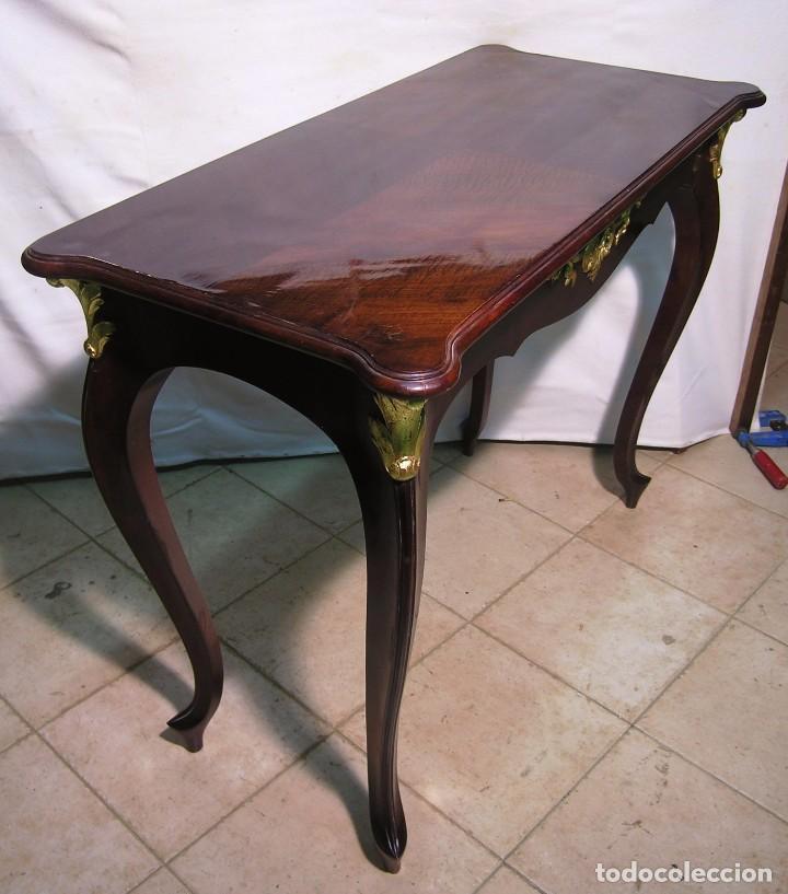 mesa recibidor isabelina - Comprar Consolas Antiguas en ...