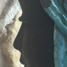 Antigüedades: BUSTO ART DECO GOLDSCHEIDER 1931 VIENA AUSTRIA NUMERADA 7018 /31. Lote 94682319
