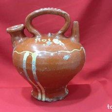 Antigüedades: BISBAL ...... CANTIR --- BOTIJO. Lote 94693419
