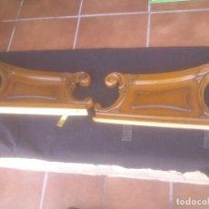 Antigüedades: COPETE O REMATE DE CAMA,. Lote 94698547