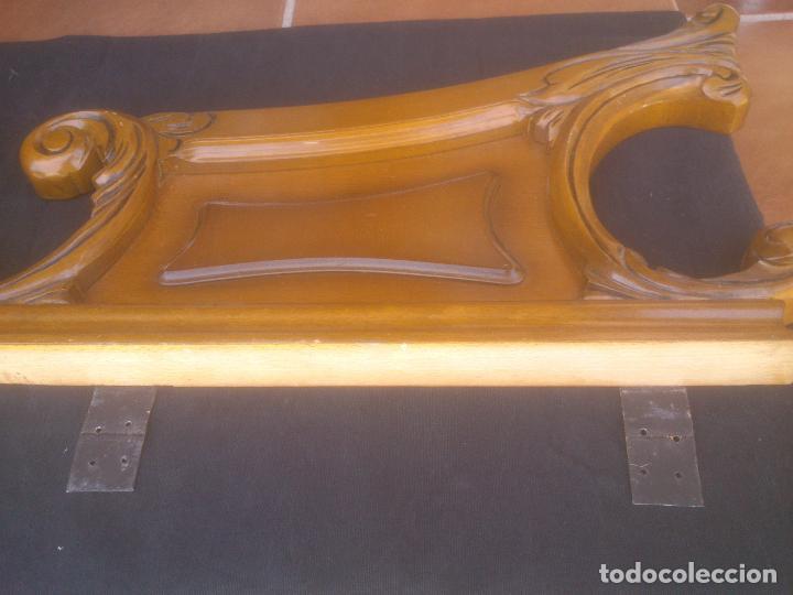 Antigüedades: COPETE O REMATE DE CAMA, - Foto 5 - 94698547