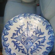 Antigüedades: FUENTE FAJALAUZA SIGLO XIX. GRAN TAMAÑO 47,5 CM. Lote 94847455