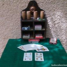 Antigüedades: MUEBLE-CASINO DE BAR. Lote 94847991