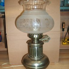 Antigüedades: ANTIGUA LAMPARA. Lote 94867043