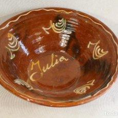 Antigüedades: LEBRILLO MURCIANO. Lote 94951463