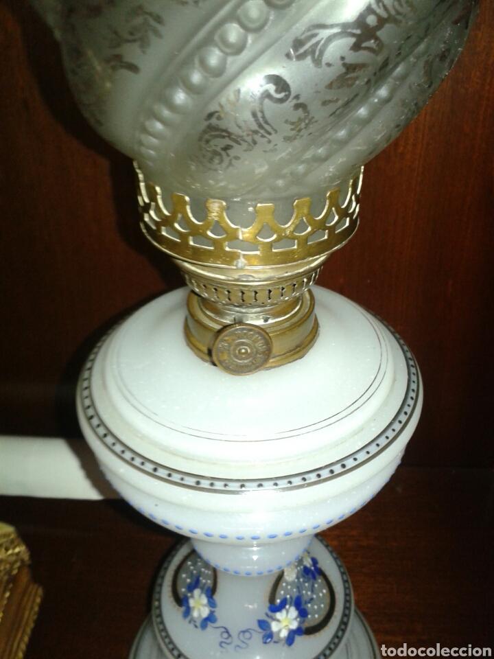 Antigüedades: ANTIGUO QUINQUEL . - Foto 4 - 94987324