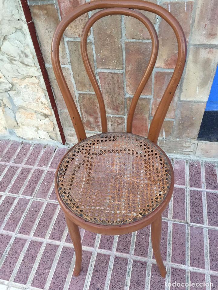 Silla antigua para restaurar comprar sillas antiguas en - Restaurar sillas antiguas ...