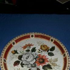 Antigüedades: ANTIGUA BANDEJA LITOGRAFIADA ELITE TRAYS . Lote 95012708